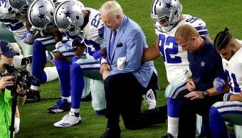 Los Cowboys de Dallas, liderados por el propietario
