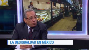 Luis Soto habla de la desigualdad en México
