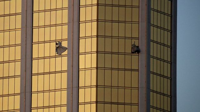 tiroteo Las Vegas, Stephen Paddock, Mandalay Bay, habitación