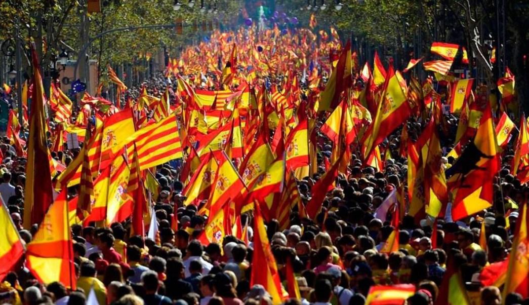Rajoy expresa apoyo a manifestación a favor de la unidad en España