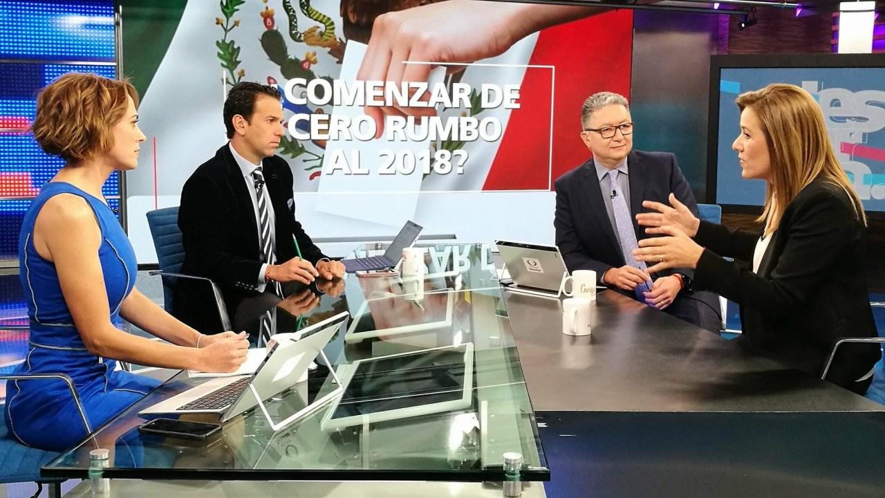 Margarita Zavala rechaza causar división en el PAN