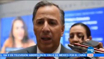 Meade Subraya México Levantará Mesa De Renegociación Secretario De Hacienda