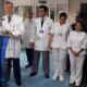 Médicos que colaboran para separan a siamesas en Guatemala