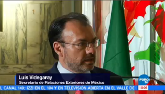 México Confía Justicia Italiana Yarrington Quinta Reunión Bilateral
