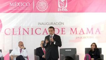 IMSS reduce mortalidad cáncer de mama