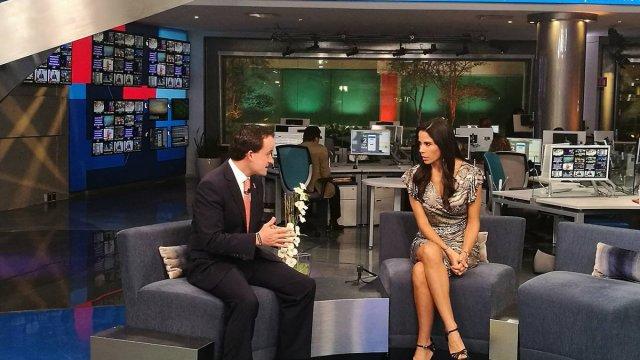 Mikel Arriola, director general del IMSS, habla con Paola Rojas sobre la aplicación CHKT