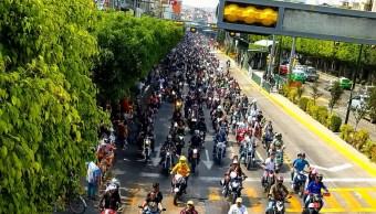 motofiesta reune mas 30 mil motociclistas leon guanajuato