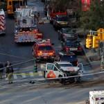 Suman 8 muertos ataque terrorista ciudad Nueva York