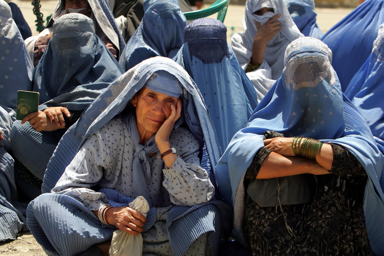 Noticia: Retratos de las mujeres de la Guerra de Afganistan