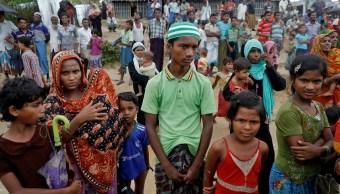 Papa se reunirá con budistas en Myanmar; hablará entre represión de rohinyás