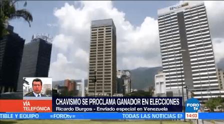 Nadie Explica Chavismo Gana Venezuela Ricardo Burgos