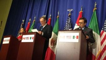 concluye cuarta ronda negociaciones tlcan noviembre proxima