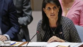 EU exige a ONU actuar contra Irán antes de sea otra Norcorea