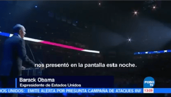 Obama Destaca Importancia Voluntarios Huracanes Expresidente Barack
