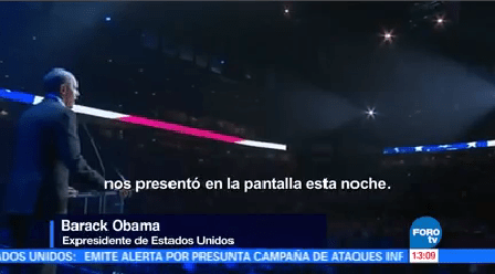 Obama Destaca Importancia Voluntarios Huracanes Expresidente Barack