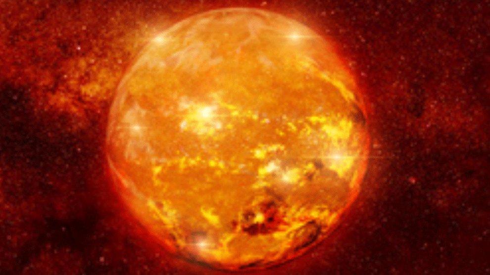 Una tormenta solar golpearía la Tierra a mediados de mes, según astrónomos