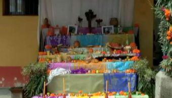 ofrenda de día de muertos en xalapa veracruz
