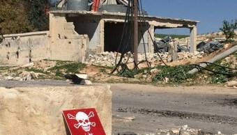 ONU determina que Al Assad fue responsable ataque químico Siria