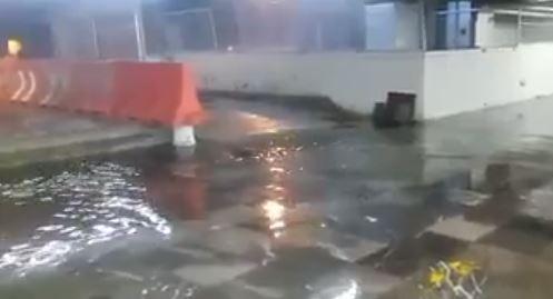 lluvias cdmx encharcamientos alerta proteccion civil