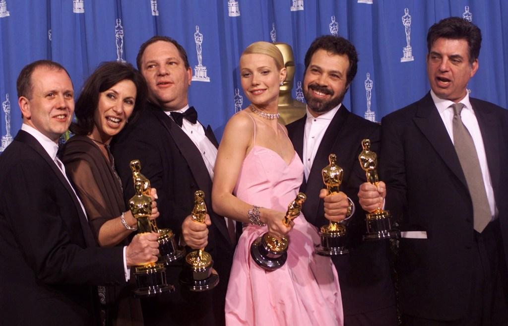 Películas de Harvey Weinstein acumularon 39 nominaciones al Oscar y obtuvieron 14 estatuillas