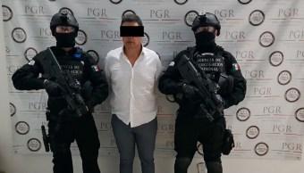 La PGR detiene a Nazario 'N'