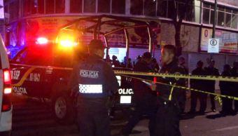 Policía muere atropellado en CDMX