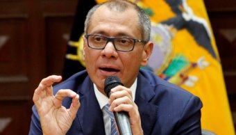 Dictan prisión preventiva vicepresidente ecuatoriano Jorge Glas