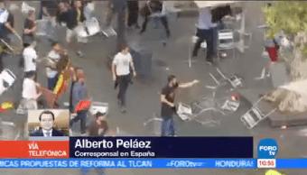 Puigdemont Precisar Declaró Independencia Cataluña
