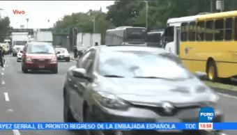 Reabren Circulación Avenida Constituyentes Cdmx