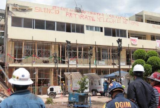 Autoridades piden Interpol alerta contra directora Colegio Rebsamen
