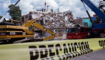 recosntruccion de edificios tras sismo del 19s
