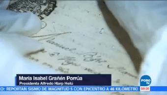 Rescatan Archivos Históricos Oaxaca Después