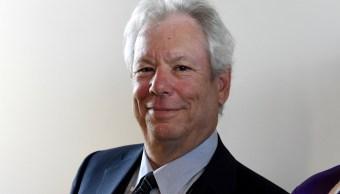 Richard Thaler. premio Nobel de Economía 2017