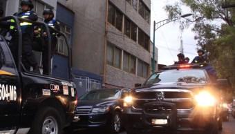 detienen policia federal robo pasajeros iztapalapa