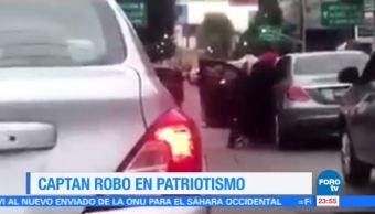 pgj cdmx investiga asalto automovilista patriotismo