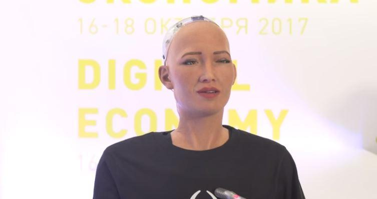 Arabia Saudita, primer país en otorgar la ciudadanía a un robot (Video)