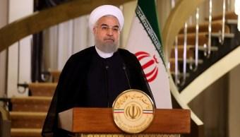"""Rohani pide un """"papel constructivo"""" a la UE para proteger acuerdo nuclear"""