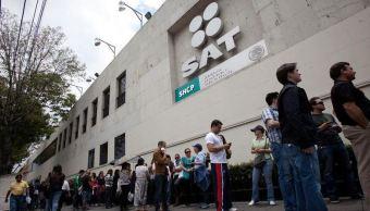 SAT suspenderá servicios el jueves 29 y viernes 30 de marzo