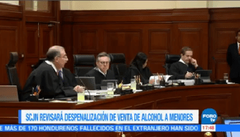Scjn Revisará Despenalización Venta Alcohol Edomex