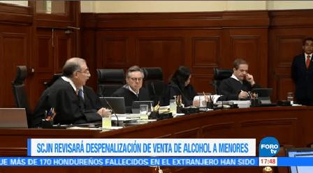 Scjn Revisará Despenalización Venta Alcohol Edomex