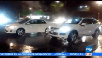 Registra Lluvia 16 Delegaciones Ciudad De México Protección Civil Capitalina Alerta Amarilla