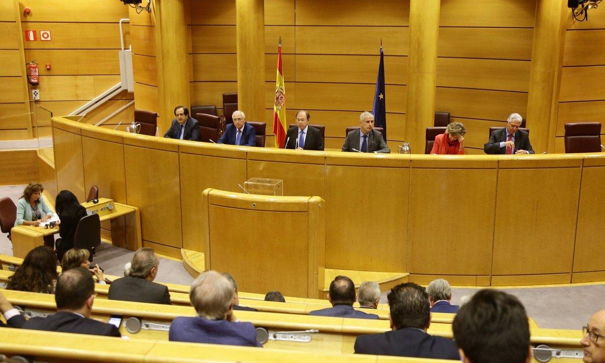 gobierno catalan presenta defensa medidas rajoy
