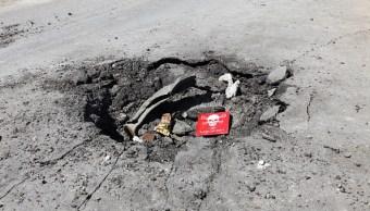 Siria denuncia informe ONU ataque químico falsifica verdad