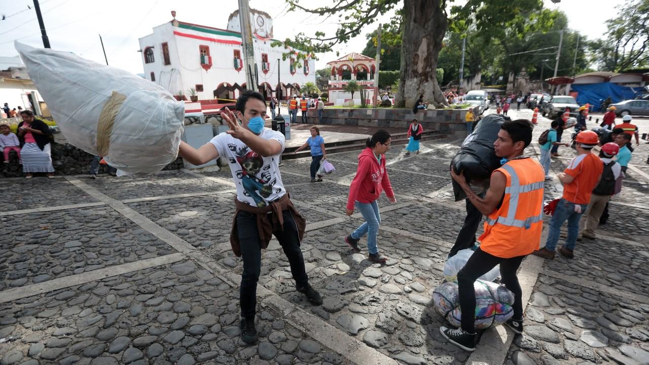 ¿Cómo seguir ayudando a los damnificados del sismo?