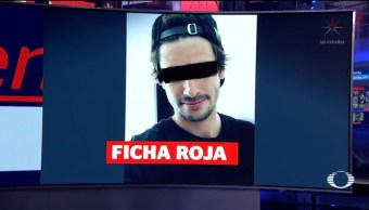 interpol emite ficha roja skater feminicidio
