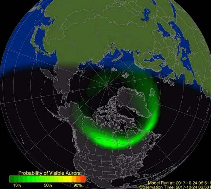 Advierten sobre fuertes tormentas geomagnéticas que pronto azotarán la Tierra