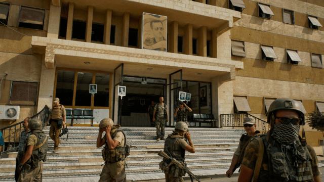 Soldados rusos en Siria. (AP, archivo)