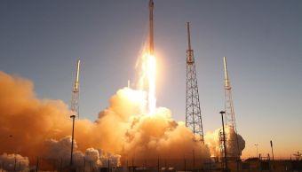 Spacex lanza y aterriza cohete Falcon 9 reciclado