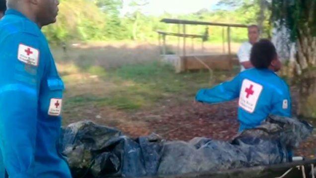Alud de tierra en mina de Colombia deja seis muertos y 11 heridos