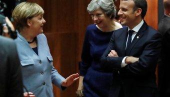 May pide líderes europeos acuerdo Brexit